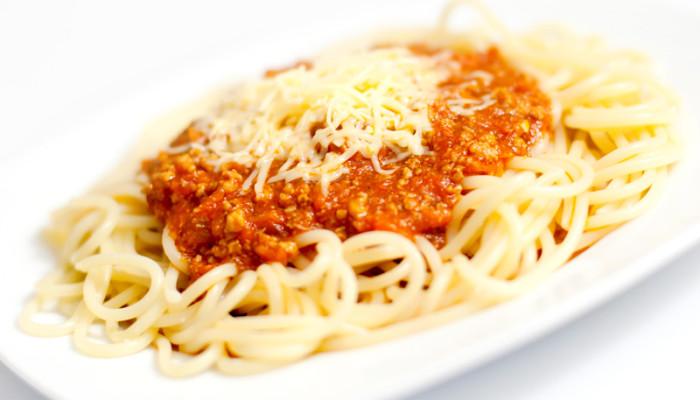 spaghetti po bolonsku